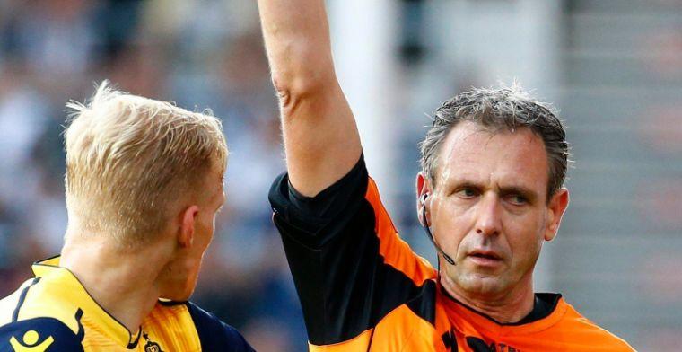 Fans van Club Brugge niet blij met de scheidsrechter: 'Vergeten?'