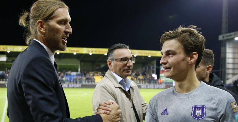 Anderlecht zag enorm af in Beveren: Ze brengen redelijk goed voetbal