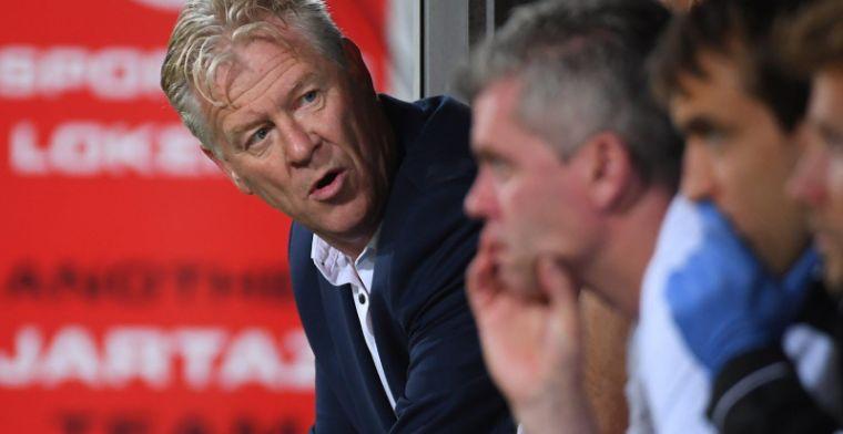 Ik ben benaderd uit Brugge, maar lag te dicht bij mentaliteit Preud'homme