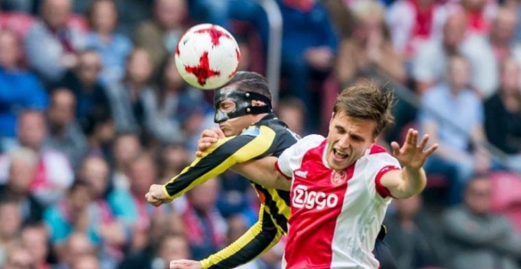Vitesse niet onder de indruk: 'Niet dat we tegen een titelkandidaat speelden'