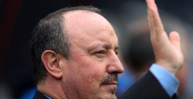 Benitez: We hebben hem vijf maanden lang in de gaten gehouden bij AZ