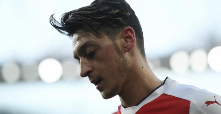 'Özil dreigt met transfervrij vertrek bij Arsenal en zet zinnen op grote rivaal'