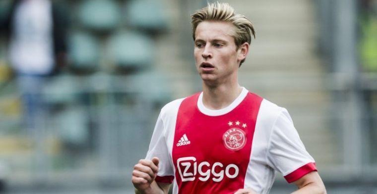 'PSV is ook een leuke club. Maar bij Ajax breken jeugdspelers sneller door'