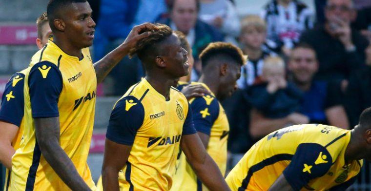 Club Brugge grijpt overwinning in de slotfase en loopt vier punten uit