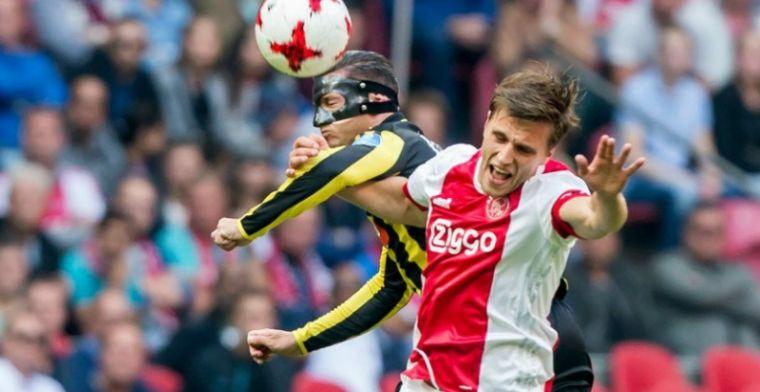 Veltman foetert: 'Ik wil ons niet vergelijken met Messi, maar die kan dat wel'