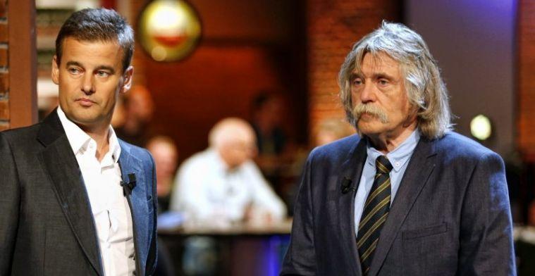 Derksen werkt zich in de nesten met kritiek op RTL: Dan schuif ik niet meer aan