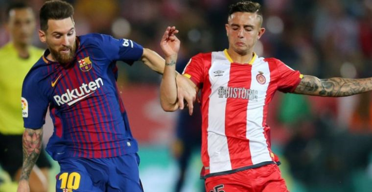 'Messi vroeg me of ik gehuurd was van Manchester City. Hij is een goed persoon'