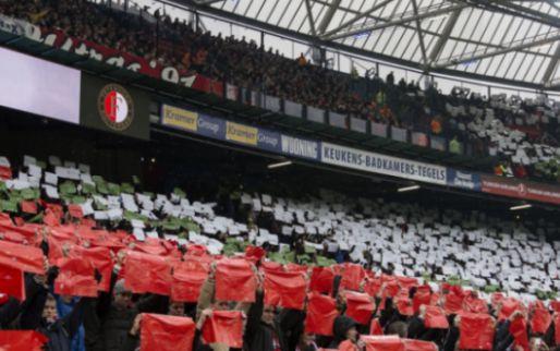 Afbeelding: Politie dreigt: tienduizenden fans moeten zich legitimeren tegen Feyenoord