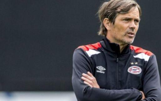 Cocu de hemel in geprezen: Hij heeft deze wedstrijd voor PSV gewonnen