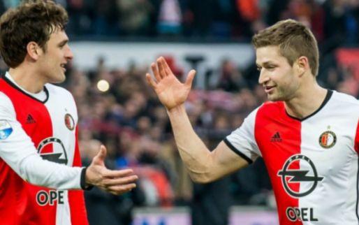 Onverwachte tegenslag Feyenoord: Botteghin niet in Champions League