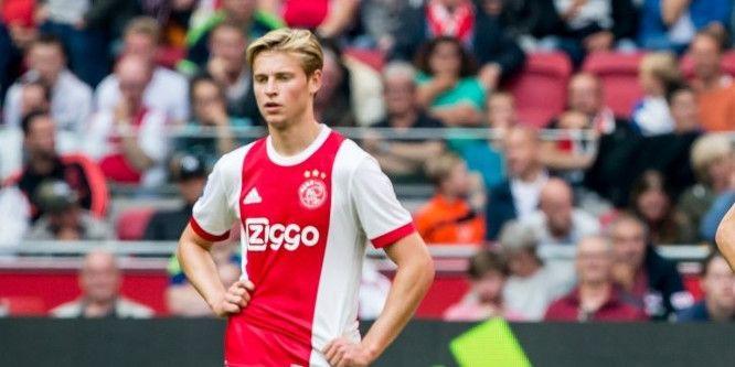 Afbeelding: Van Hooijdonk denkt aan Oranje-oproep voor jonge Ajacied: