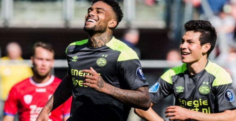 'Het past eigenlijk heel goed bij dit PSV, ook voor Locadia is het beter'