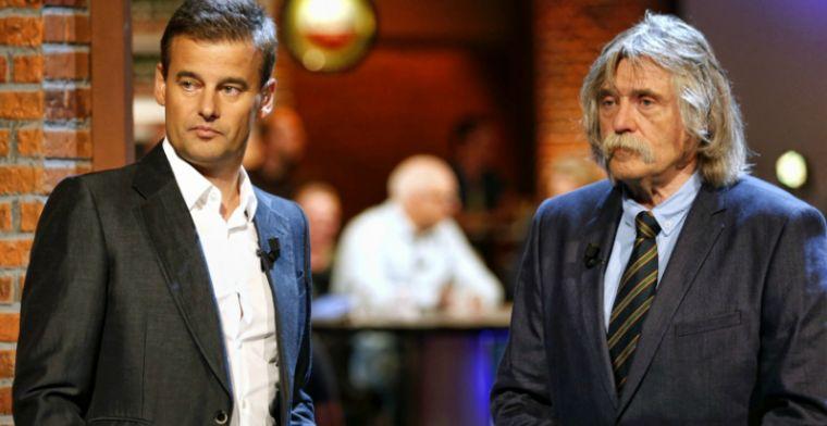 Van der Gijp over RTL-rel: 'Nog zeven maanden en dan kappen we er lekker mee'