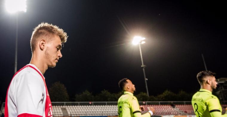 Maandenlange afwezigheid bij Ajax: 'Ik dacht: ik ben er bijna. Balen'