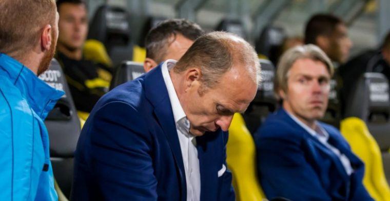 Geduld achterban Roda is op: directeuren moeten weg na dramatische seizoensstart