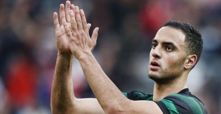 'KNVB om tafel met Amrabat na Marokko-uitnodiging: bal ligt bij Feyenoorder'