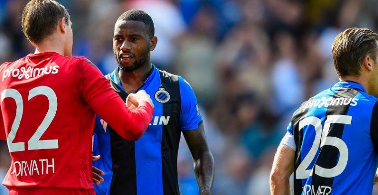 """Uitblinker van Club Brugge droomt van meer: """"Hopelijk zag de bondscoach dit"""""""