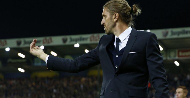 Frutos snoert boze supporters de mond: Hij speelde een goeie match