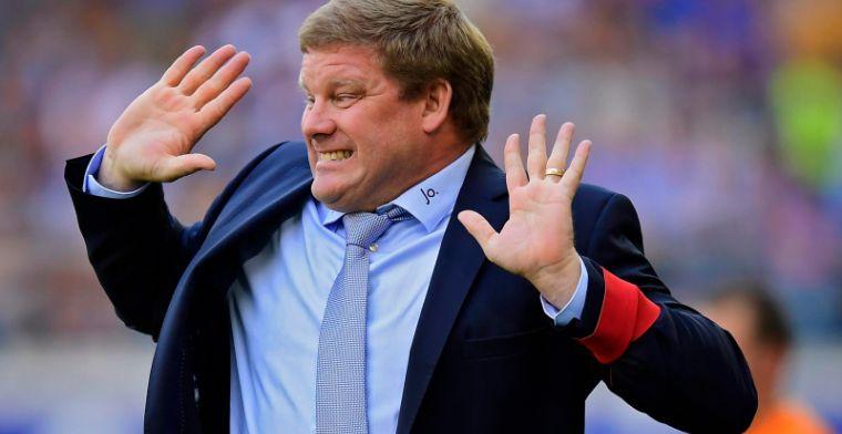'Waarom proberen de media Vanhaezebrouck bij Anderlecht onder te brengen?'