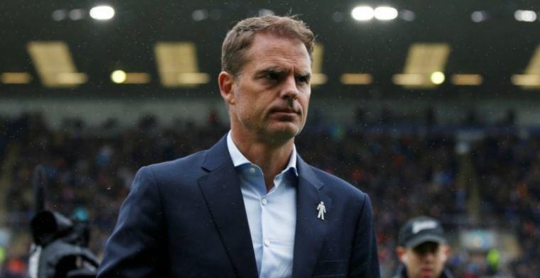 'De Boer kan trainersloopbaan vervolgen in Primera Division-kelder'