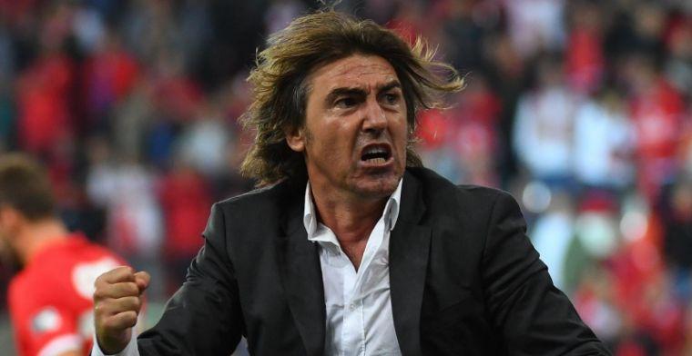 Sa Pinto kan flinke opdoffer krijgen in aanloop naar Anderlecht