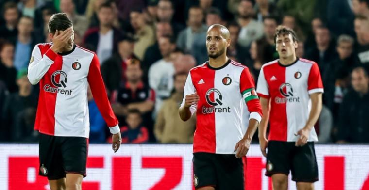 Feyenoord-doelstelling staat overeind: 'Hopelijk kunnen we voor een stunt zorgen'