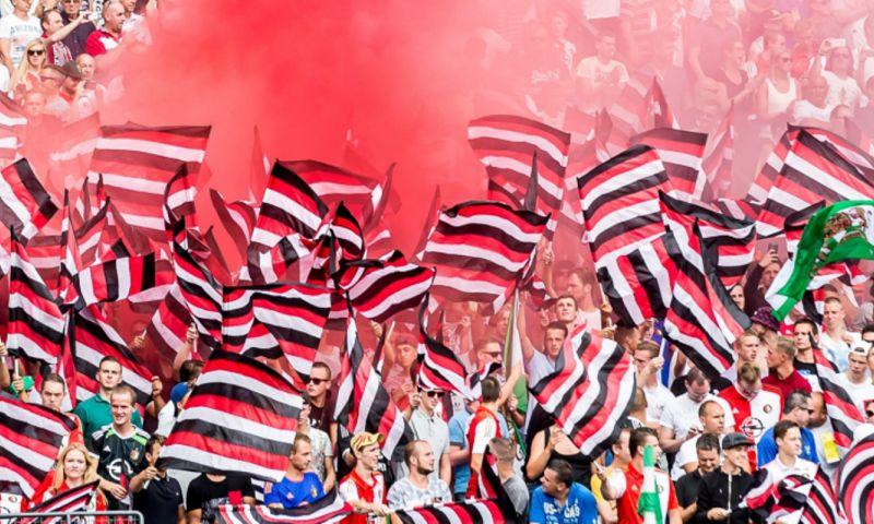 Afbeelding: Onrust neemt toe in Italië: politie Napels arresteert misdragende Feyenoord-fans