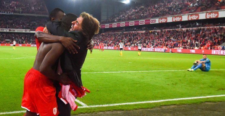 Standard slaat grote slag: Sa Pinto is er gewoon bij tegen Anderlecht