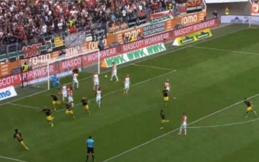 Eindelijk kan iedereen genieten van Yarmolenko: bijzonder fraaie goal na 4 minuten