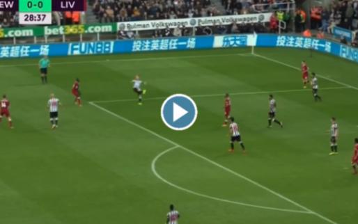GOAL: Geniale Coutinho flikt het weer: fenomenale knal tegen Newcastle