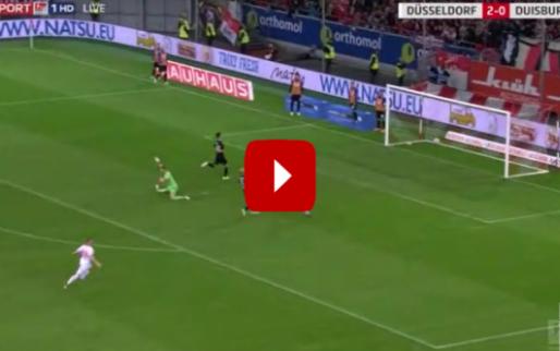 GOAL! Benito Raman maakt eerste doelpunt in Duitse loondienst