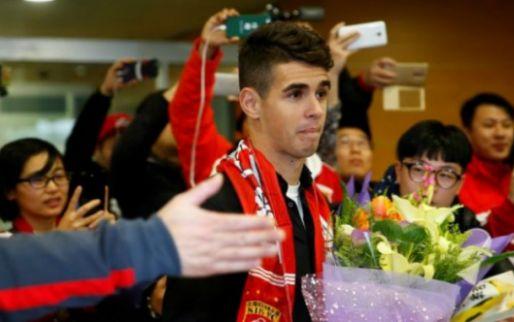 Afbeelding: Oscar koos voor China vanwege het geld: 'Kijk naar Paulinho, die naar Barça ging'