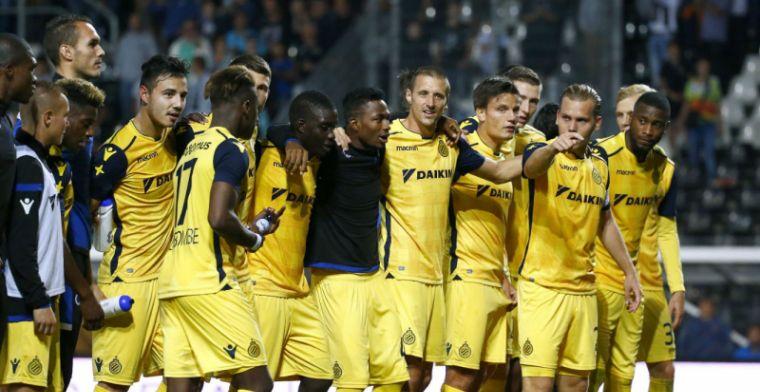 Troeft Club Brugge Manchester United af? Stap per stap