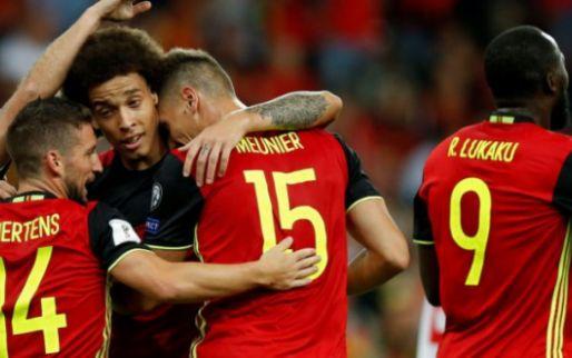 Rode Duivels hebben na match tegen Cyprus een verrassing voor de supporters