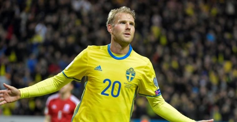 Zweden stampt laatste Oranje-hoop de grond in met monsterzege op Luxemburg