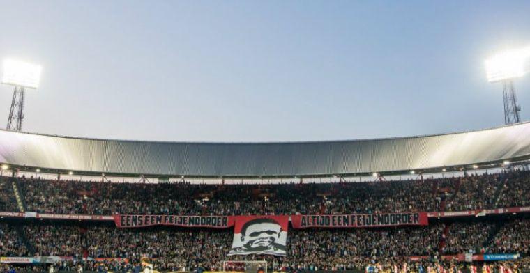 Opvallende 'persdeal' Feyenoord en NEC: Het zal wel wennen worden