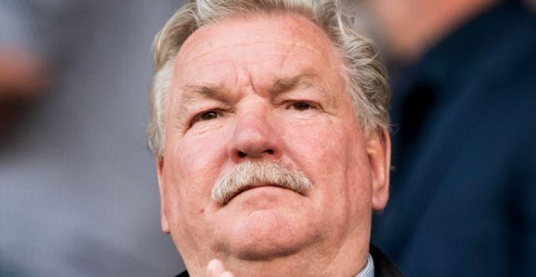 'Jullie weten allemaal dat ik meer dan 40 miljoen in FC Utrecht heb zitten'