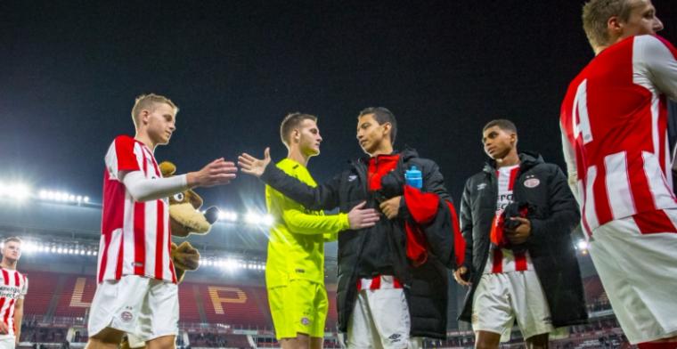 Cocu laat jongensdroom uitkomen bij PSV: Kippenvel over mijn hele lichaam