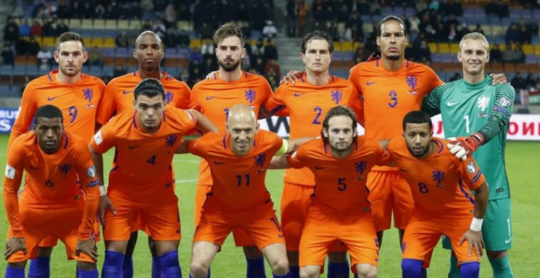 Nederland leert woensdag zijn Nations League-lot: EK-escape voor Oranje