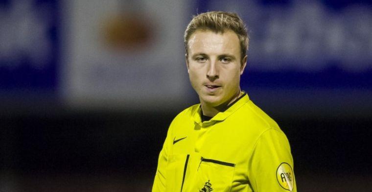 KNVB verpulvert record: jongste scheidsrechter ooit maakt vrijdag debuut