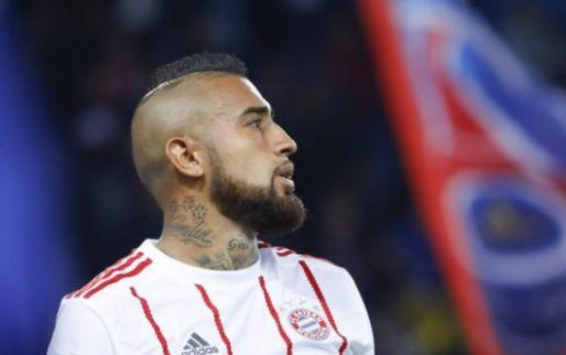 Afbeelding: Update: Vidal gaat tóch door als international: 'Ik laat jullie niet in de steek'