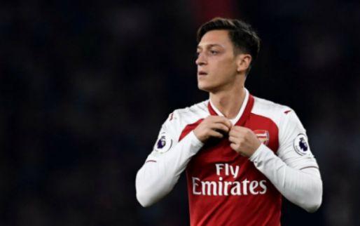 Transfernieuws   Torenhoog salaris zit Arsenal-exit Özil dwars