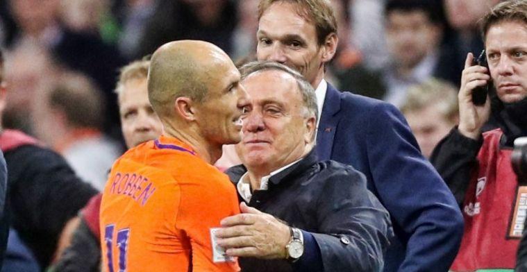 Kraay: 'Hoop dat Frank de Boer of Ronald Koeman straks een vliegtuig pakt'