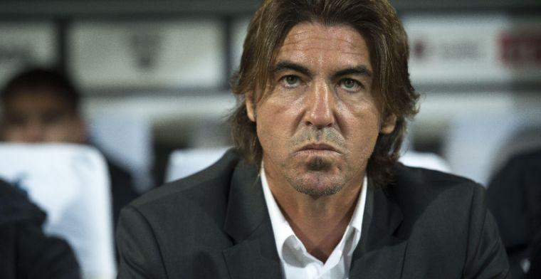 'Sa Pinto zit in de gevarenzone: Standard-bestuur stelt een ultimatum
