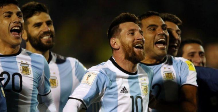 'WK mag niet zonder hem gespeeld worden. Met die gedachte gingen we het veld op'