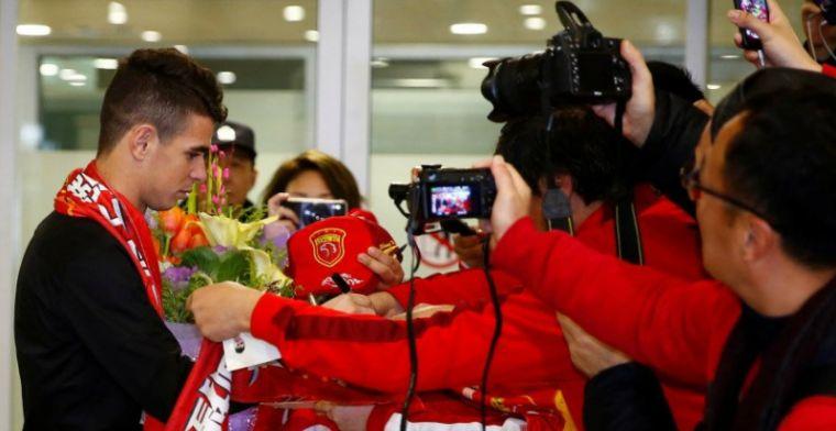 'Volgende ster aast op vertrek uit China: Europese toptransfer lonkt'