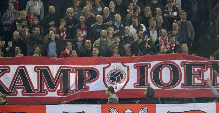 Antwerp-fans doen een belangrijke oproep (en de tijd dringt)