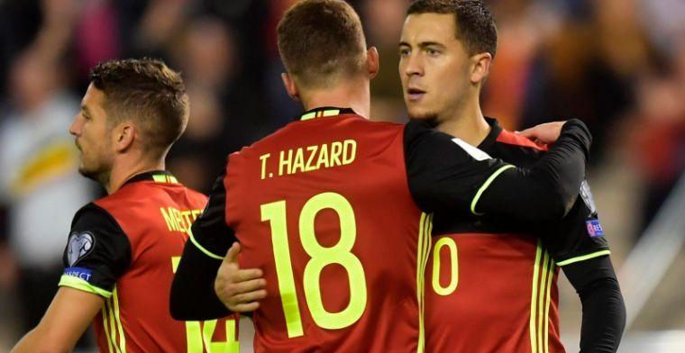 Eden kijkt terug op speciale match: ''Familie Hazard zal tevreden zijn''
