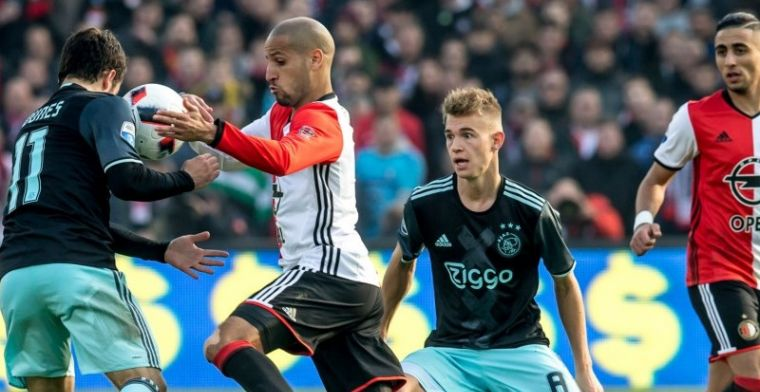 3bc49eba1fe417 Feyenoord en Ajax 'hebben contact' en zoeken naar oplossing voor Klassieker