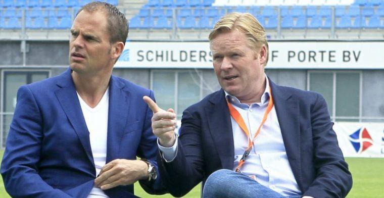 'Na zijn mislukte avonturen wil hij nu misschien wel Oranje-bondscoach worden'